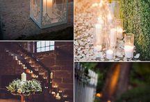 walkway and house lighting