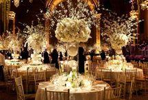 Dekor: lavish reception