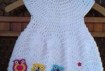Crochet Baby Dress Patterns