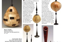 Woodturning / by Renell and Mark Cothren