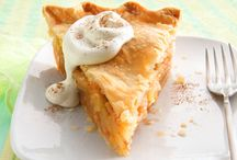 Pies & Tarts / From apple and pumpkin pie to coffee crunch and rhubarb, we have a pie recipe for it!