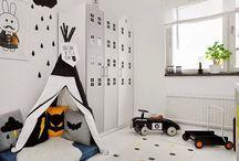 Superhero Kid Room Design Ideas