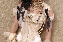 Waistcoat Corsets / The various guises a waistcoat corset can take!