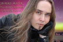 J. Ahola Rock Musician with a Difference / This board is dedicated to our favourite musician and the page we have on Facebook @ https://www.facebook.com/JAholaRockMusicianWithADifference?ref=hl