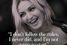 "Why Madonna ROCKS!  / Love her -""I don't care what people think"" - attitude"