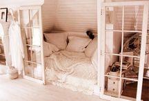 Attic / Micro Apartment in the attic. Concepts with interior designs.