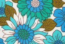 Floral Textile Designs