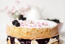 Backen / Kuchen und Törtchen