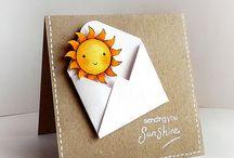 Cute cards DIY