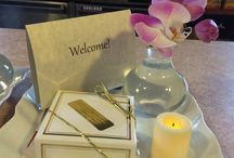 Guest Amenities / We love to pamper our guests! / by Captain Freeman Inn