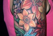 Beautiful tatoos.