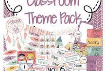 ~ TpT Classroom Decoration ~