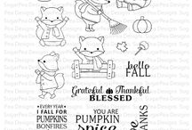 SPD Thanksgiving/Fall Ideas