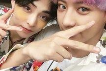 Chanyeol & Xiumin Ko ko bop