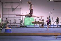 Split Leaps / Gymnastics