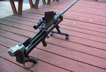Anti-Material Rifles