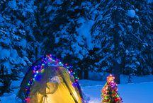 Christmas Tents