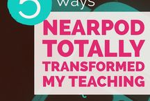 Interactive Presentation - Nearpod / A variety of interactive presentations that can be used in the classroom in order to achieve higher engagement with students. Interactive presentations in conjunction with technology can encourage and motivate students in creative thinking.
