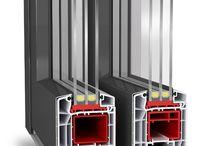Zdvižně posuvné dveře Systém 85 mm / Systém Basic, Standard, Premium- systém s vylepšenou tepelně izolační vlastností až o 40 %.