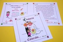 invitación_boda & regalos_a _juego / Boda con todos los complementos a juego.