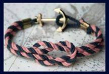 Rope bracelets