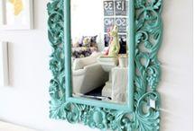 Colour Love: Aqua and Turquoise