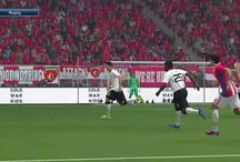 PES 2015 (Pro Evolution Soccer 2015) / Videos sharing from Playstation 4 All match about Manchester United (MU), Arsenal F.C, Manchester City, Chealsea F.C, Liverpool F.C, Barcalona F.C, Real Madrid F.C, FC Bayern Munich,...