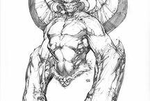 Deuses,Demónios e Dragões