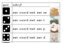 school - taal - rekenen