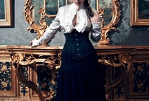 Steampunk Costumes / Steampunk ideas for Dracula costumes at CftA.
