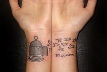 I want a tattoo ^.^
