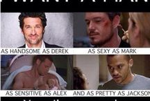 grey's anatomy guys