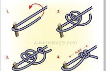 Knots and Lashings