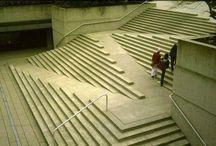 Schody ve veřejném prostoru