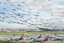 Show The Beauty Of Flight At Airports Around The World