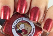 Lemming Lacquer Swatches