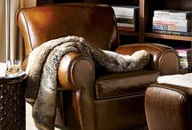 Living Room furniture and accessories / by Ruth Sohre