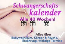 Schwangerschaft - Tipps und Infos / Schwangerschaft, die intensivste Zeit, die eine Frau erlebt. Hier finden Sie Tipps und wertvolle Informationen, die Ihnen und Ihrem Kind gut tun.