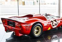 You Beauties!! / Ferrari 330 P4 and GTO
