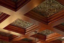 tin ceiling