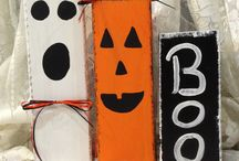 Fall/Halloween Decor / by Angel Connor