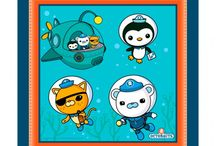 Octonauts Party - favorlane.com.au / Celebrate in Style with favorlane.com.au Fun, Funky & Stylish Online Party Boutique {We now stock Octonauts Party Products at Favor Lane and I'm so excited to be planning an Octonauts Party for my youngest son's 5th Birthday. I thought I'd share some of the things I'll be using and some of the things I have found here on the wonderful Pinterest}.