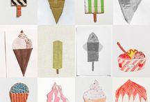 Summer icecream