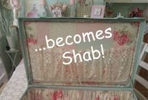 A shabby chic idea