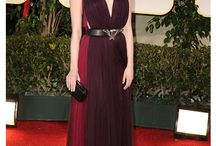 Best Golden Globes Dresses  / by Hilary Morris