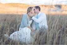 Beach Wedding Portraits / photography, trash the dress, wedding photography / by Brooke Mathias Tucker