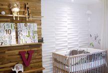 Nursery Focal Walls