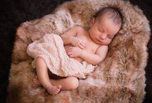 """Mi trabajo """"Newborn Photography"""" / Fotografía de recién nacido."""