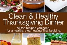 Clean thanksgiving  / by Kristi Seitz