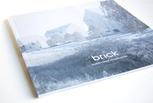 Brick Visual Architectural Visualization Portfolio Book / Design by Brick Visual www.brickvisual.co